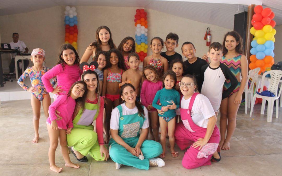 Festa dia das Crianças 2018