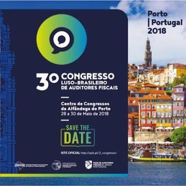 3º CONGRESSO LUSO-BRASILEIRO DE AUDITORES FISCAIS