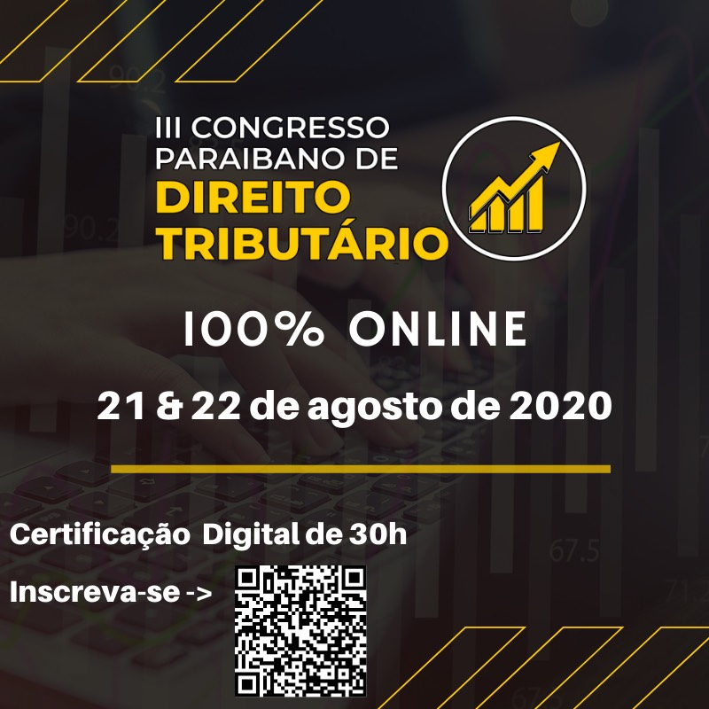 III Congresso Paraibano de Direito Tributário